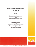 SGEU Anti-Harassment Policy