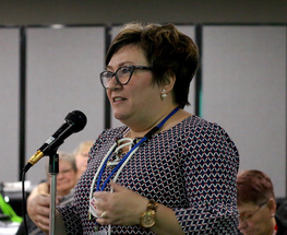 SGEU elects Tracey Sauer as president at first-ever virtual convention